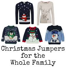jumpers from george at asda for all the family jumpers