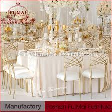 wedding chairs wholesale high quality modern iron metal frame wholesale wedding chairs