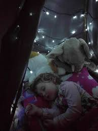Sleeping With The Lights On My Daughter Is Insisting On Sleeping With The U0027magic Fairy Lights