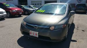 honda civic lx 2007 for sale 2007 honda civic lx in manchester nh union st auto sales
