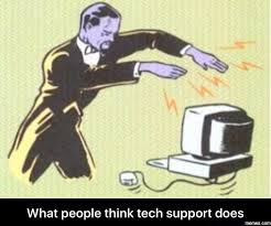 Tech Support Memes - tech support funny clone