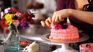 Decorating Cakes At Home Decor Cakes To Decorate Yourself Design Ideas Amazing Simple And
