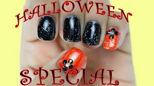 nail art marvelous easy halloweenail art photo design designs for