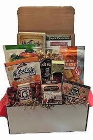 seattle gift baskets gourmet seattle gift box gourmet snacks and hors