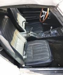 exclusive 1968 corvette convertible