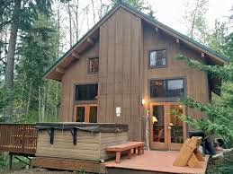 rustic cabin mt baker rim cabin 44 a cozy rustic cab vrbo
