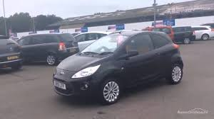 ford ka zetec black 2010 youtube