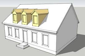Dormers Only Adding On Going Up Softplantuts