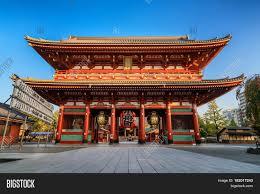 November Tokyo by Tokyo Japan Nov 13 2016 Sensoji Temple In Tokyo Japan On