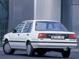 nissan sunny 1991 nissan sunny generations technical specifications and fuel economy