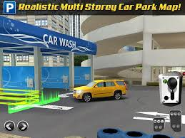 multi level 3 car parking game android apps on google play