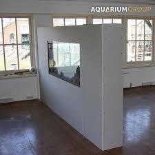 Wall Room Divider by Wall Divider Aquarium Video And Photos Madlonsbigbear Com