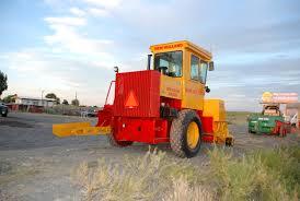 hay harvesting equipment