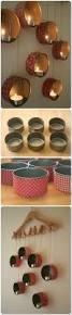 Crafty Home Decor Diy Hangingtin Lanterns For X Mas Repurposing And Craft
