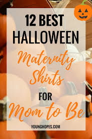 12 best halloween maternity shirts costume which are cute and creepy u2022