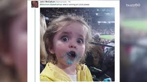 Crazy Girl Meme - adorable cotton candy girl goes viral youtube