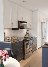 Pinterest Kitchen Color Ideas Best 25 Two Tone Kitchen Cabinets Ideas On Pinterest Diy