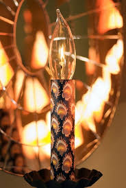 Candle Sleeves For Chandeliers 72 Best Candle Sleeves Candle Lamps And Jar Warmers Images On