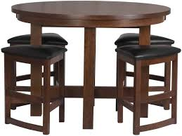 Tall Kitchen Table Marble Dining Set Ashley Dining Table Tall - High kitchen tables and chairs