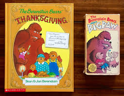 thanksgiving with the berenstain bears berenstain bears