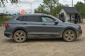 2018 volkswagen tiguan off road review big bad and frugal