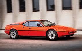 Bmw M3 1980 - 1980 bmw m1 classic drive motor trend classic