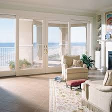 60 X 80 Sliding Patio Door by Andersen 60 In X 80 In 400 Series French Wood Hinged Inswing Patio