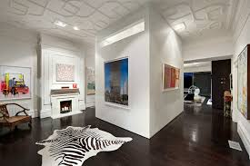 home interior tiger picture beautiful home interior with stained white wall decor