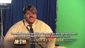 Sassy Black Woman Meme - a proud black hitler woman gif on imgur