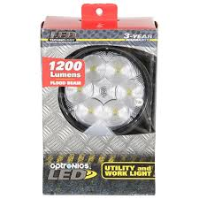 Optronics Led Trailer Lights Led Round Tractor 4