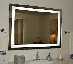 unique bathroom mirror ideas 45 unique led bathroom mirrors ideas home design