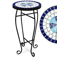 Pier One Side Table Mosaic Outdoor Side Table Militariart