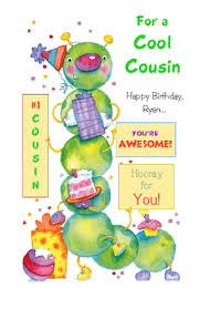 for a cool cousin