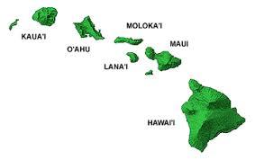 map of hawaii island maps of hawaii detailed maps of oahu kauai molokai and
