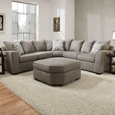 gray sectional couch you u0027ll love wayfair