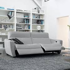 canapé cuir relax electrique 3 places canapés relax 3 4 ou 5 places en cuir cuir center cuir center