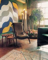 your favorite mid century furniture designers at home sight unseen