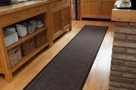 kitchen floor runner mats wood floors
