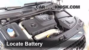 audi 1 8 l turbo battery replacement 2000 2006 audi tt quattro 2004 audi tt