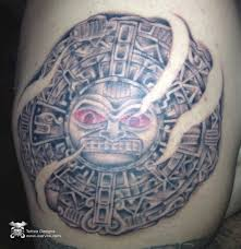 aztec tattoos and designs page 230
