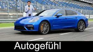 new porsche 4 door all new porsche panamera turbo feature racetrack drive