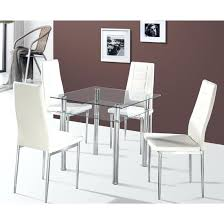 Clear Dining Room Table by Dining Table 4 Chair Dining Table Set Dining Room Table And 4