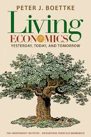 living economics yesterday today and tomorrow
