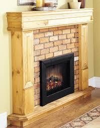 Fireplace Electric Insert Dimplex Dfi23trimx Electric Fireplace Insert Expandable Trim Kit