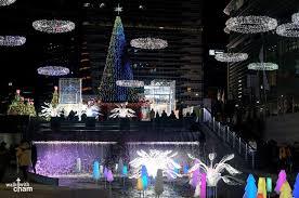 Christmas Lights Festival by Walk With Cham Cheonggyecheon Stream Seoul Christmas Festival