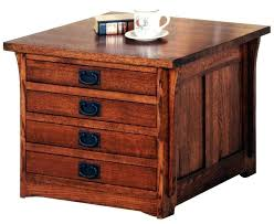 bedroom end tables end tables with drawers dark wood mirrored nightstand oak and with