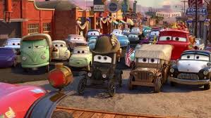 radiator springs 500 1 2 cars toons tales radiator