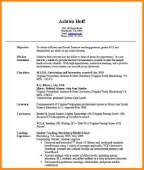 Teachers Resume Example 9 Substitute Teacher Resume Example Nurse Resumed