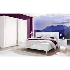 chambre a coucher 2 personnes ensemble de chambre à coucher armoire 240 cm lit 2 personnes 180
