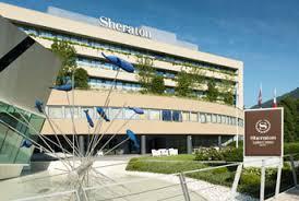 sheraton lake como hotel official website